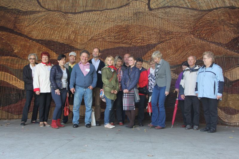 Wizyta gości z LAG Flaeming-Havel