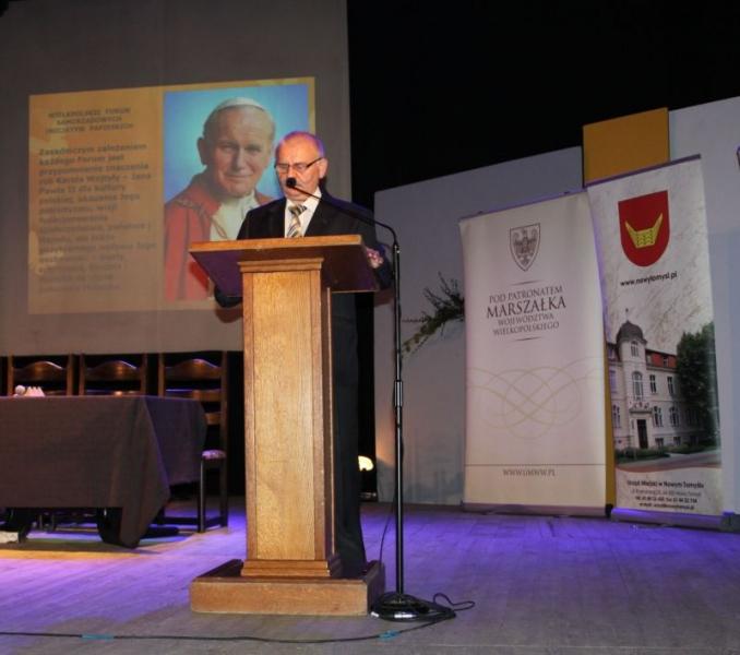 IX Wielkopolskie Forum Samorządowych Inicjatyw Papieskich