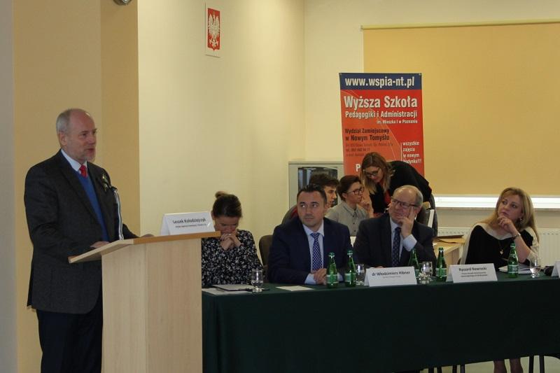 Międzynarodowa konferencja w Nowym Tomyślu