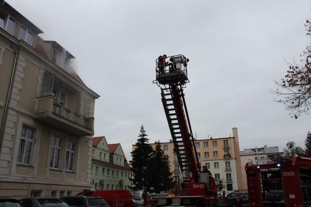 Ćwiczenia ewakuacyjne w Urzędzie Miejskim