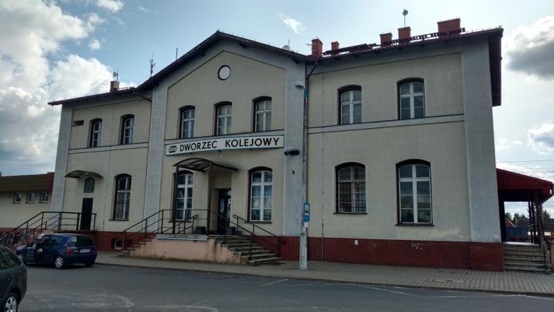 Nowy dworzec dla Nowego Tomyśla