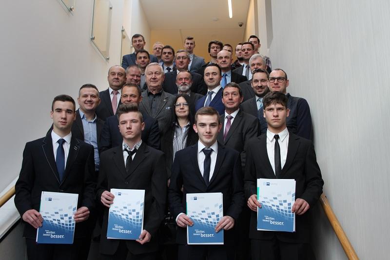 Certyfikaty IHK w Aesculap Akademii