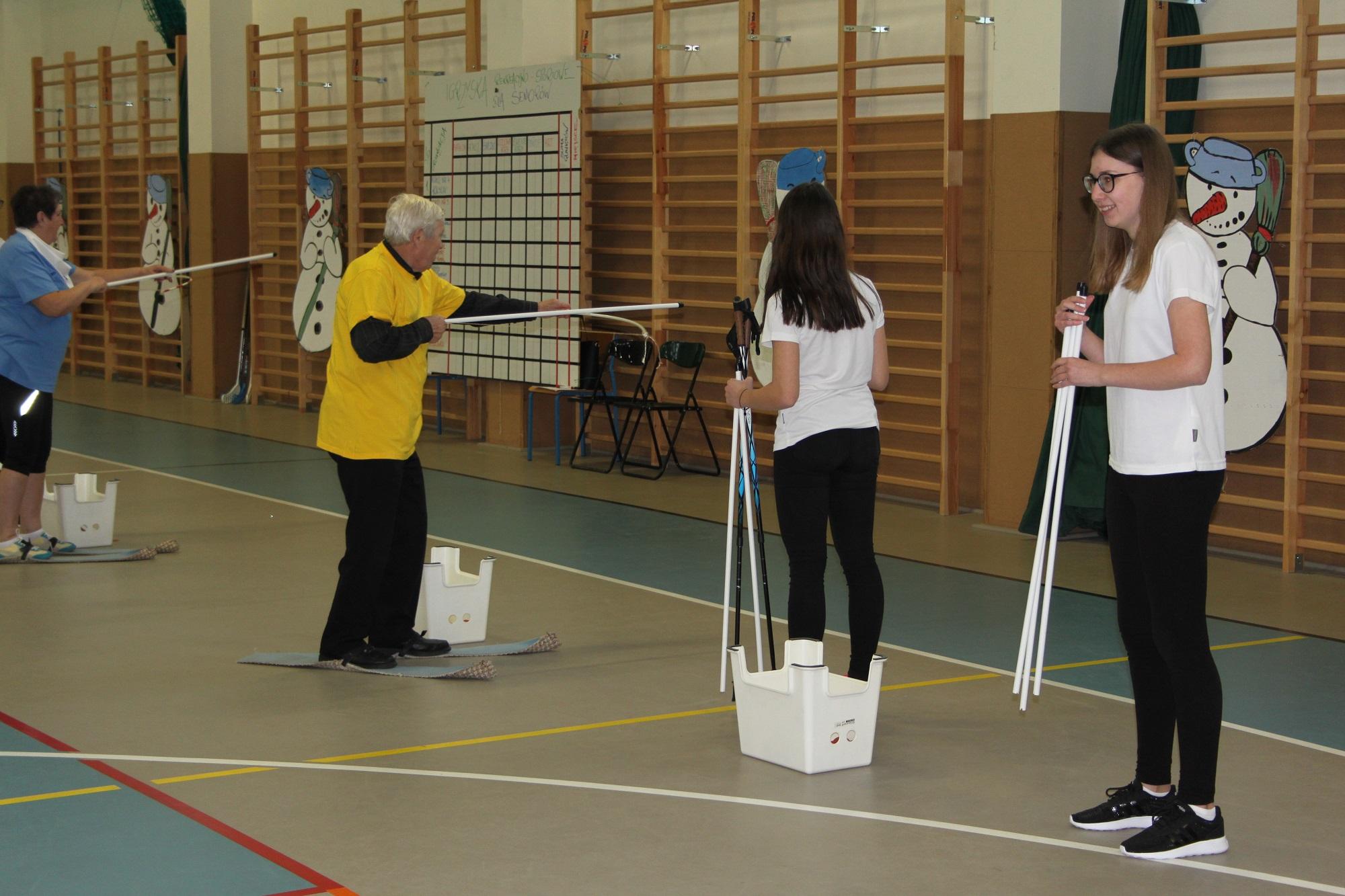 III Zimowa Olimpiada Osób Starszych z Niepełnosprawnością