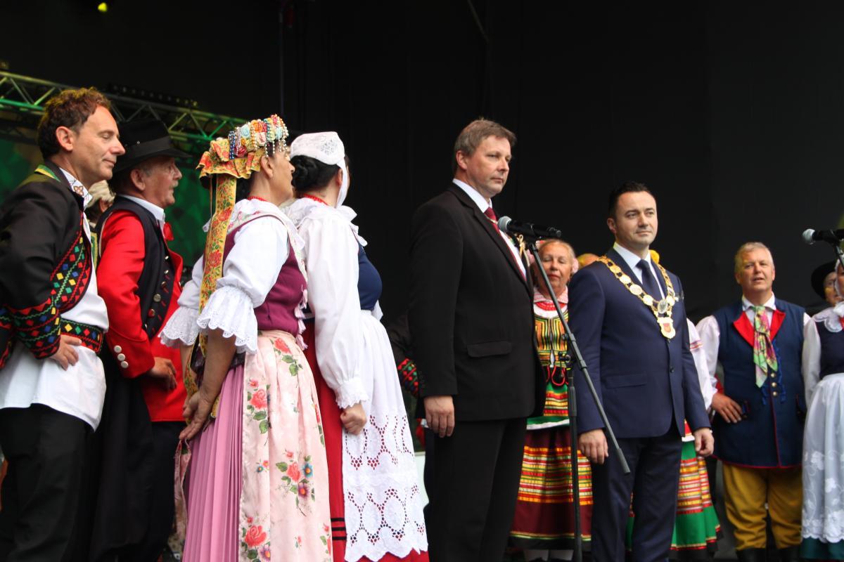 Jarmark Chmielo-Wikliniarski 2016 – trzeci dzień