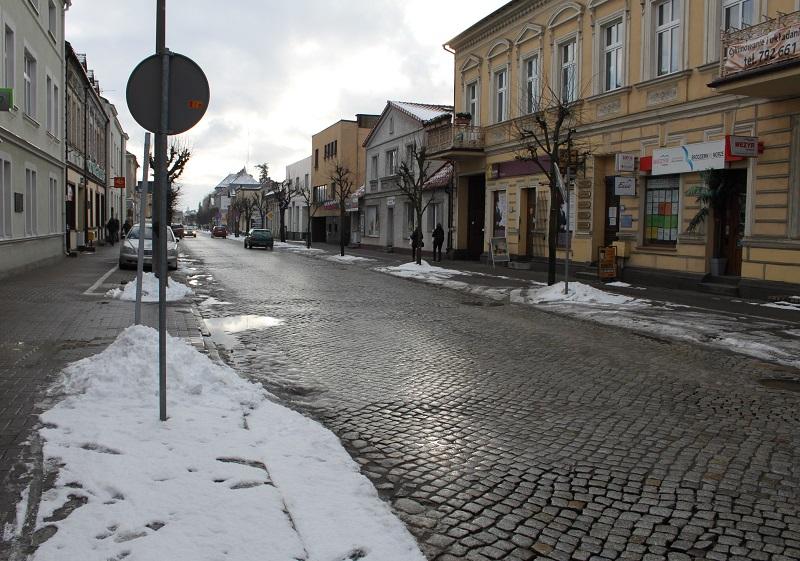 Wybrano firmę zajmującą się zimowym utrzymaniem dróg