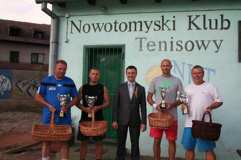 Turniej Tenisa Ziemnego o Puchar Jarmarku Chmielo-Wikliniarskiego