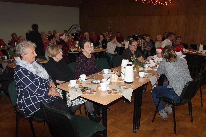 Świąteczne spotkanie w Klubie Osiedlowym