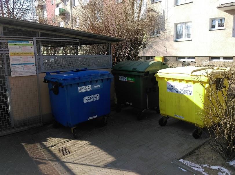 Opłata za odbiór i zagospodarowanie odpadów komunalnych