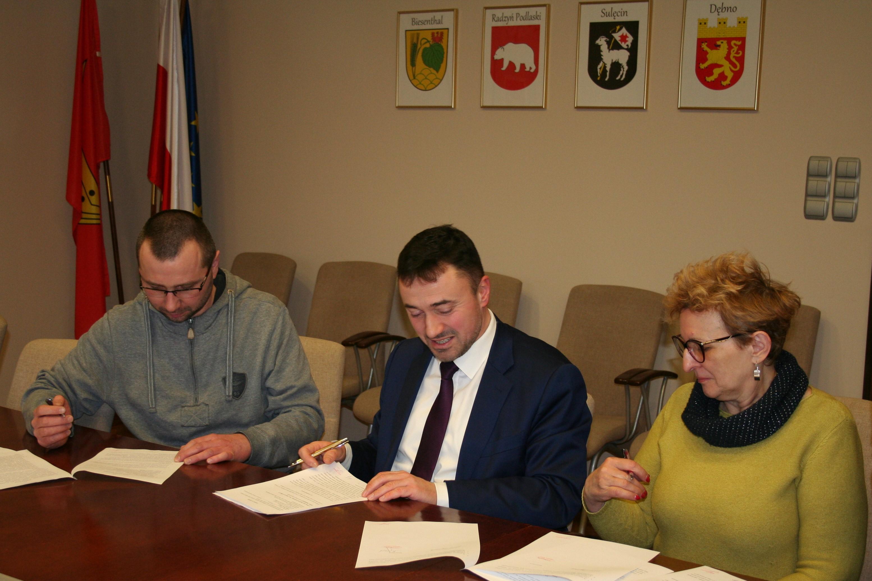 Podpisano umowy o udzielenie dotacji celowej