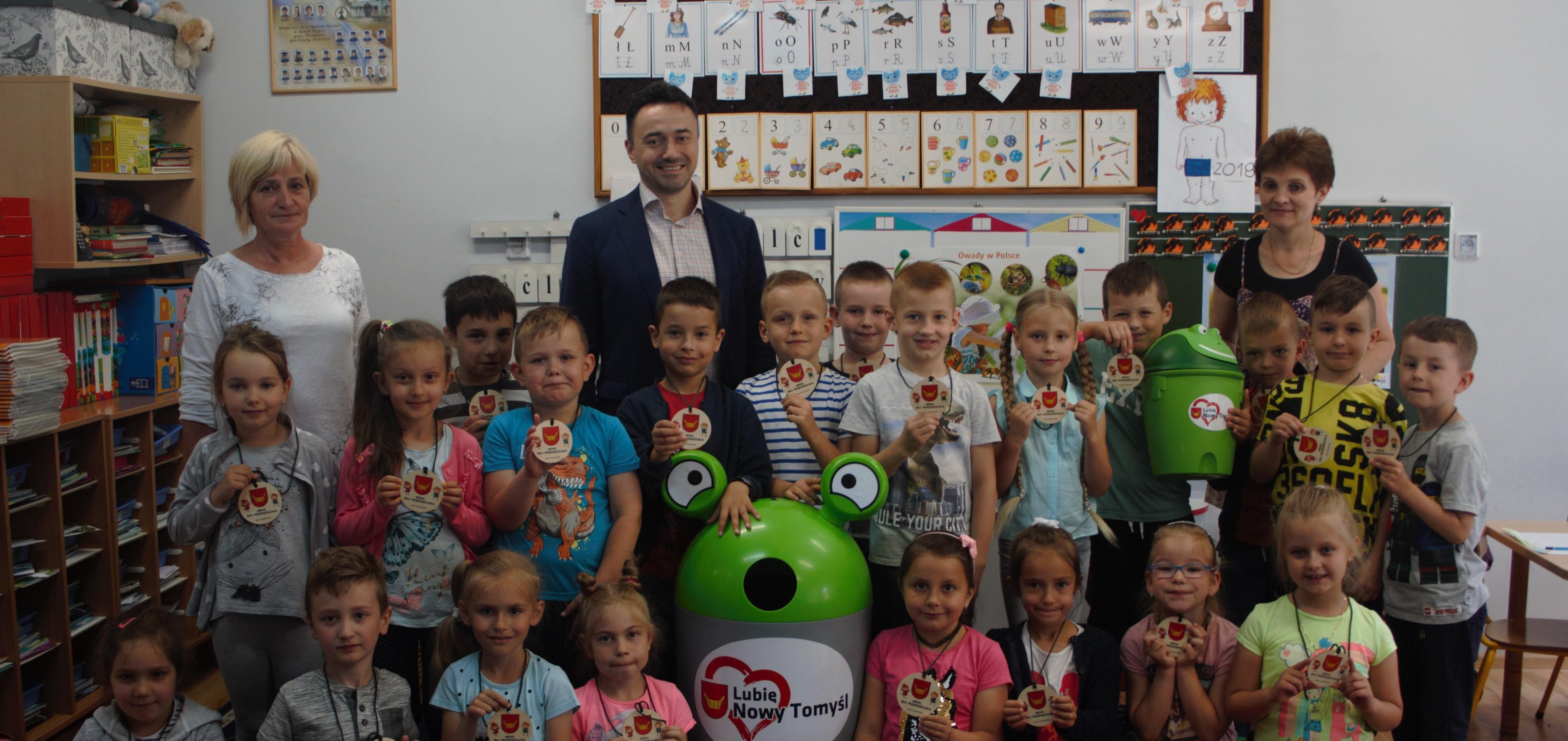 Rozstrzygnięto konkurs dla przedszkolaków