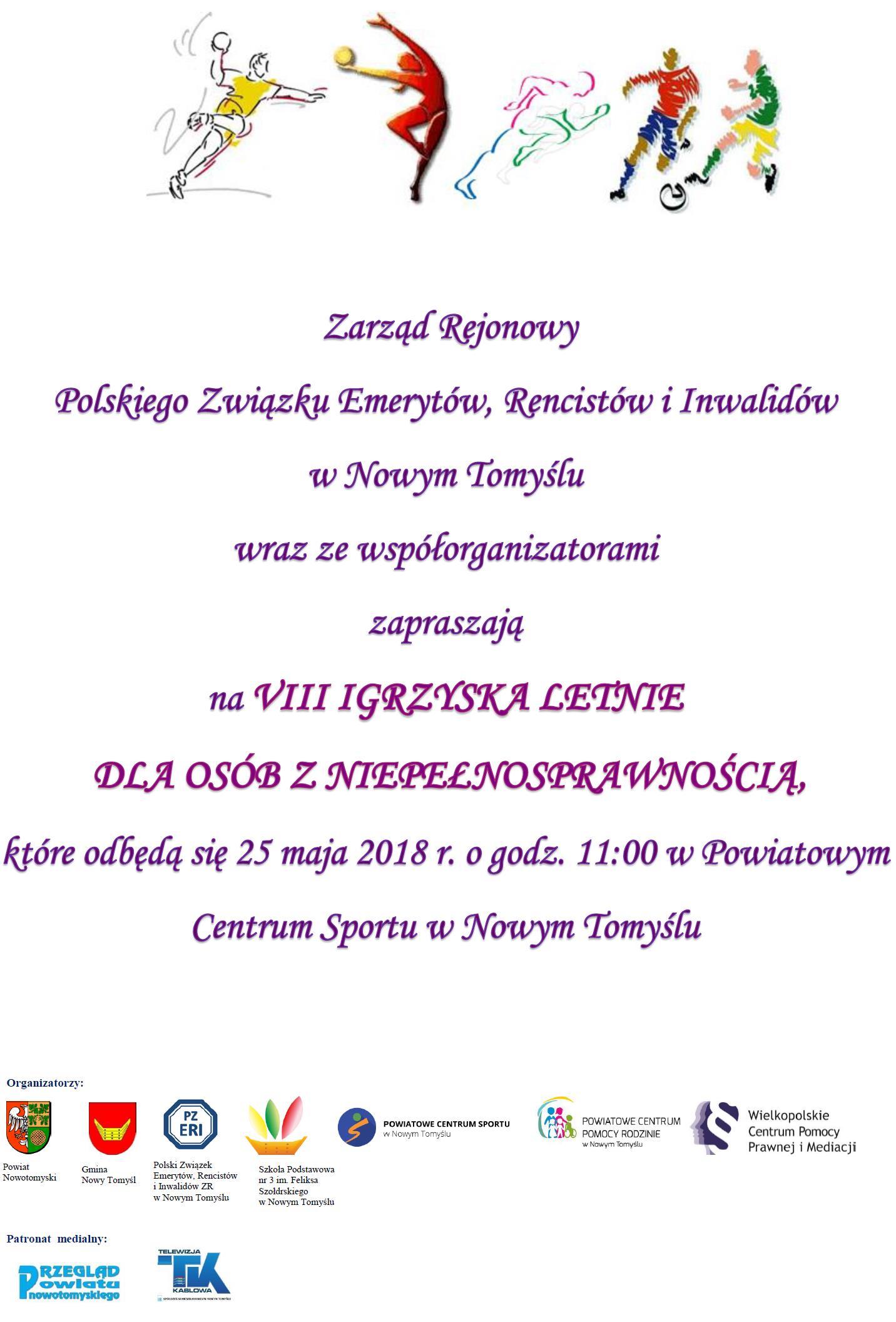 VIII Igrzyska Letnie dla Osób z Niepełnosprawnością