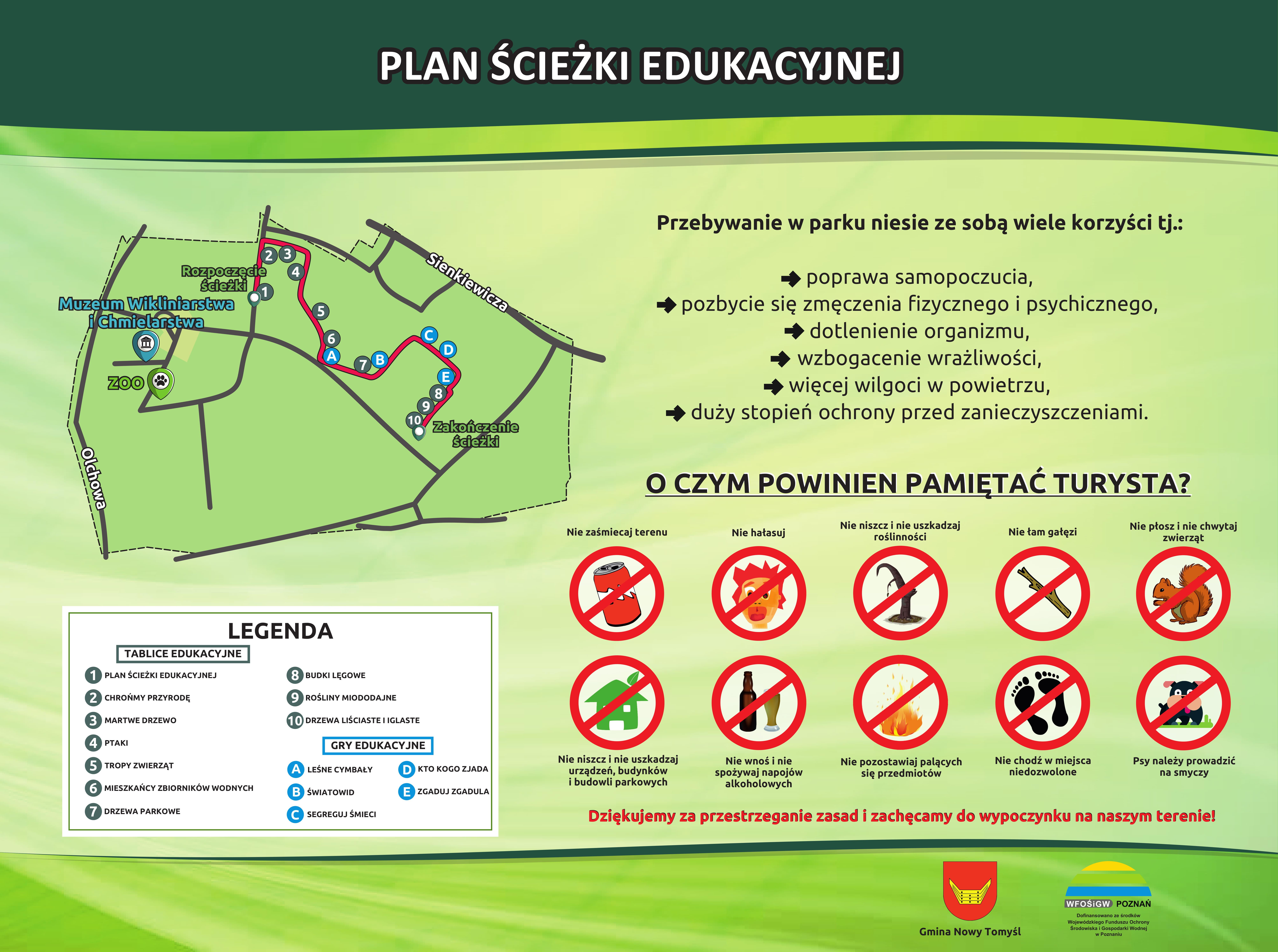 Park Feliksa miejscem edukacji ekologicznej