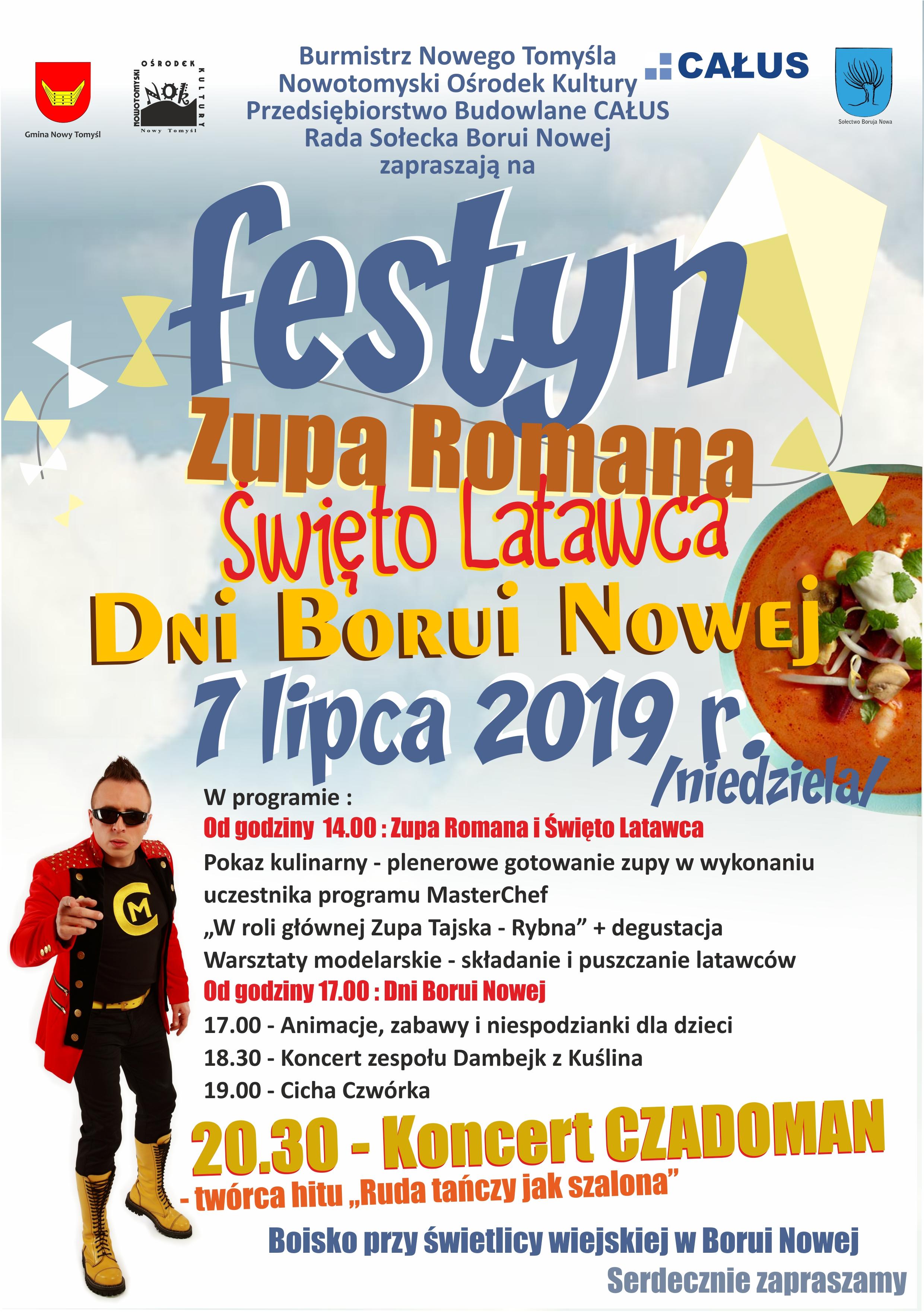 Festyn w Borui Nowej