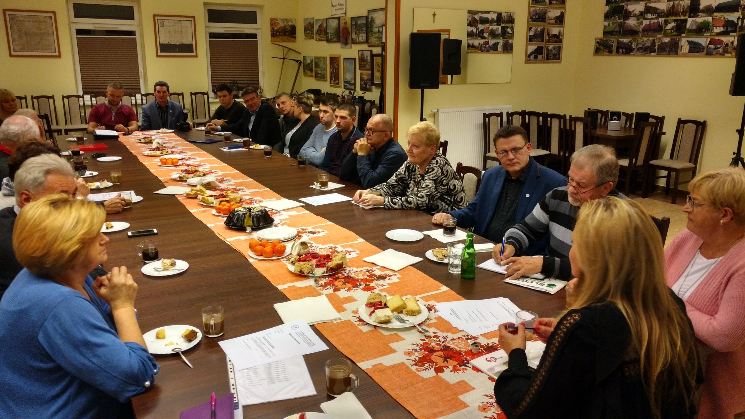Kolejne spotkanie organizacji pozarządowych