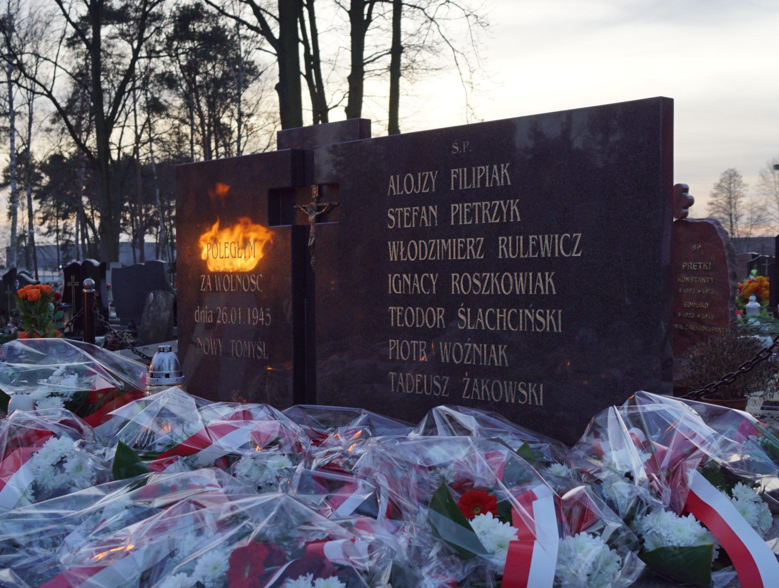 Uczczono pamięć pomordowanych