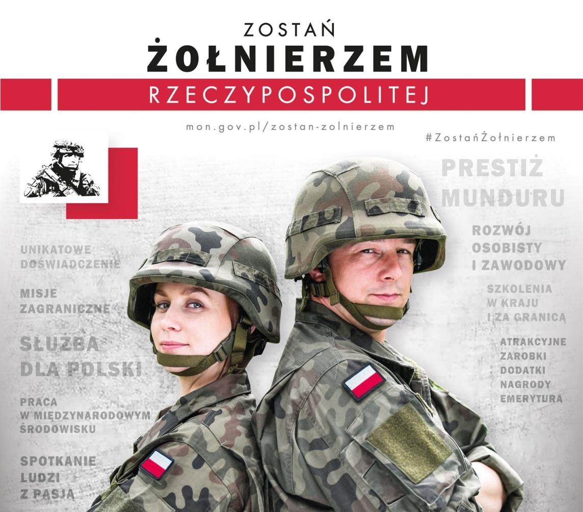 Zostań żołnierzem Rzeczypospolitej