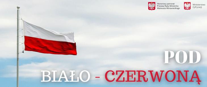 """Projekt """"Pod Biało-Czerwoną"""""""