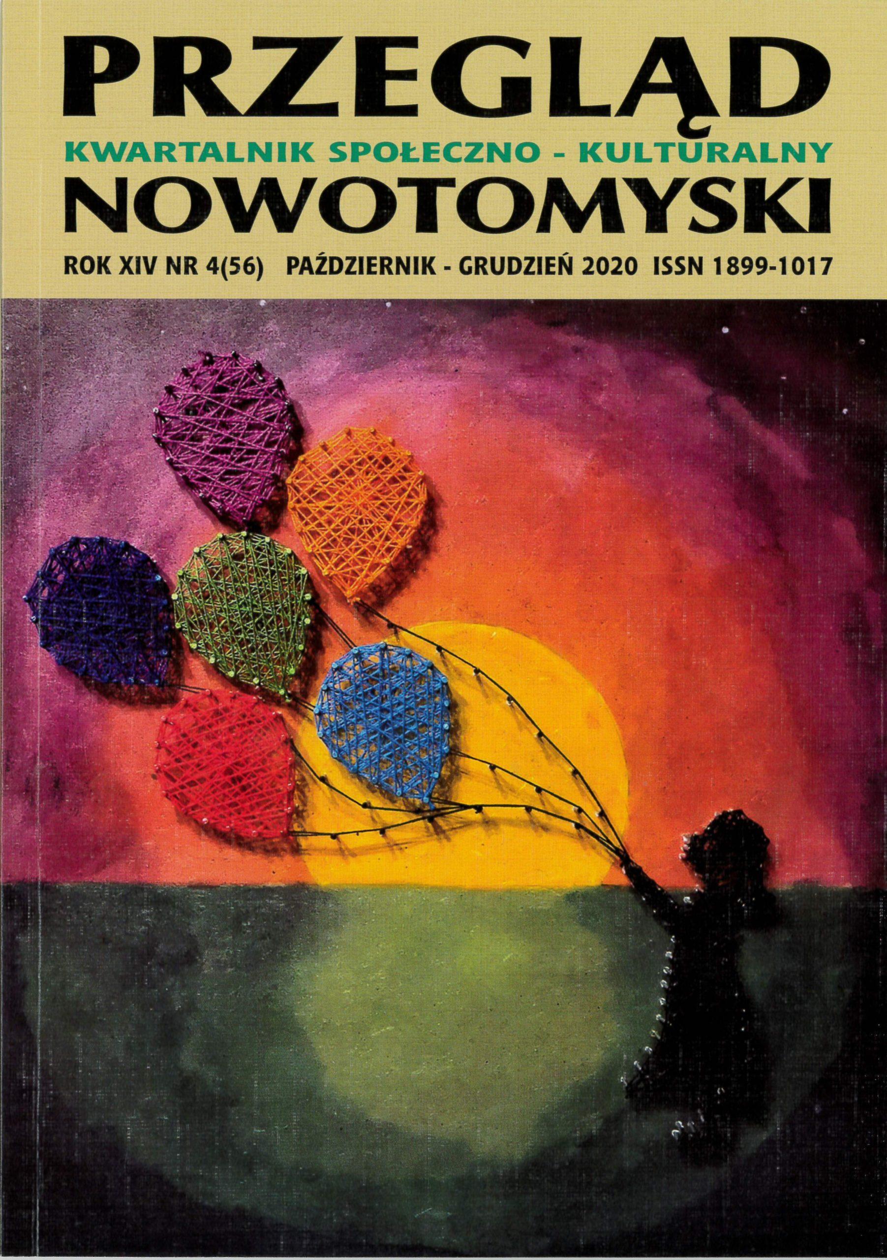 Zapraszamy do lektury nowego numeru Przeglądu Nowotomyskiego