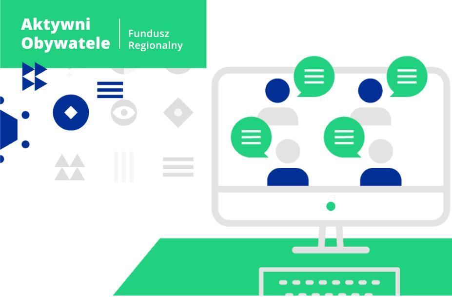 Zapraszamy na regionalne spotkania informacyjne dotyczące pierwszego konkursu grantowego Aktywni Obywatele Fundusz Regionalny