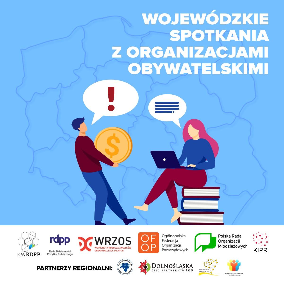 Spotkanie otwarte z NGO – woj. wielkopolskie