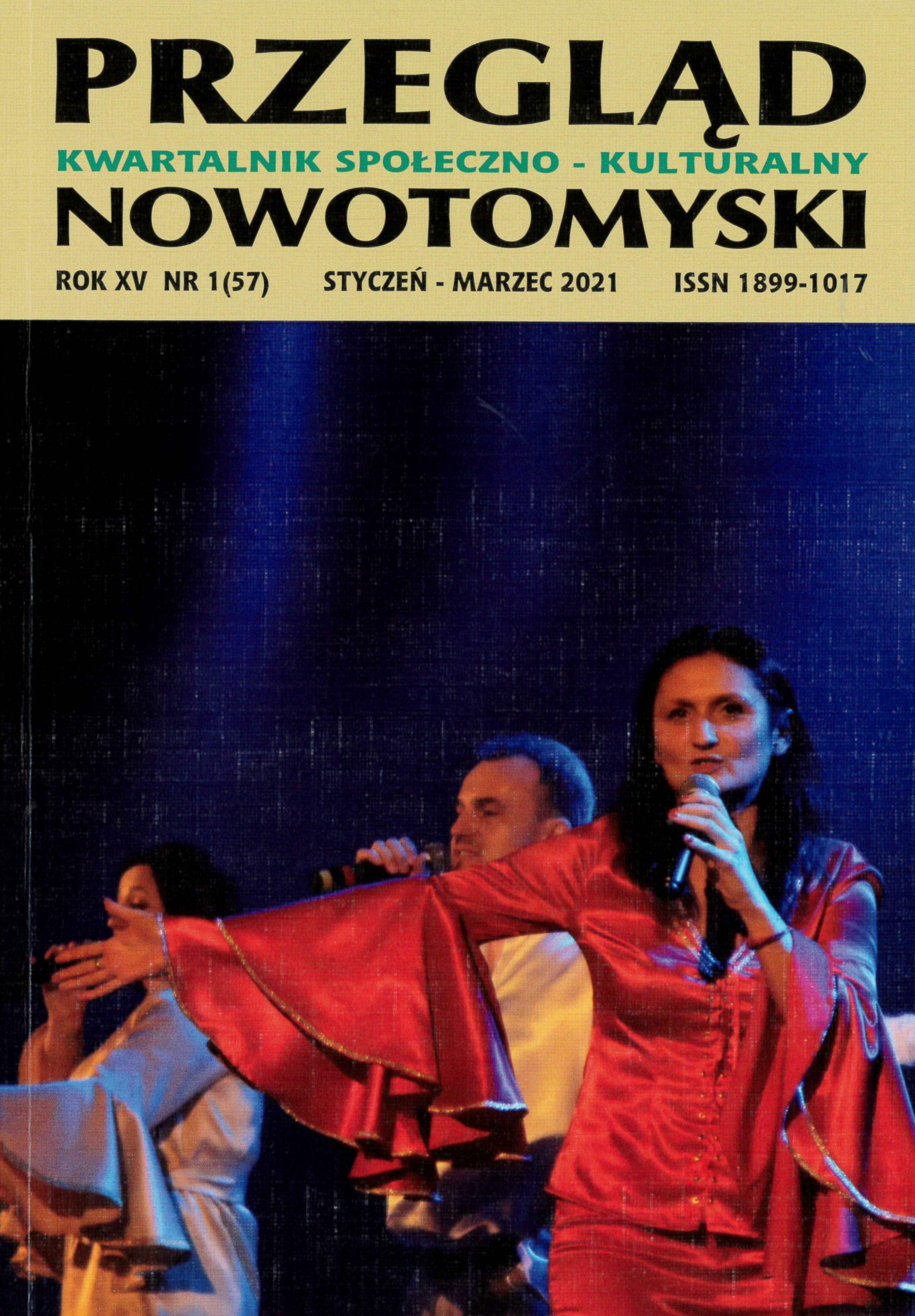 Przegląd Nowotomyski 1//57/2021