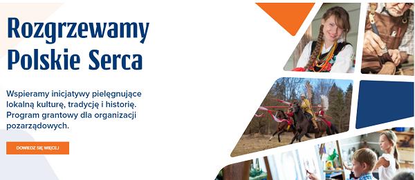 Poznaj program Rozgrzewamy Polskie Serca