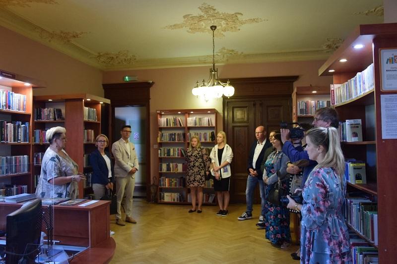 Współpraca partnerska pomiędzy Gminą Nowy Tomyśl i Gminą Dębno