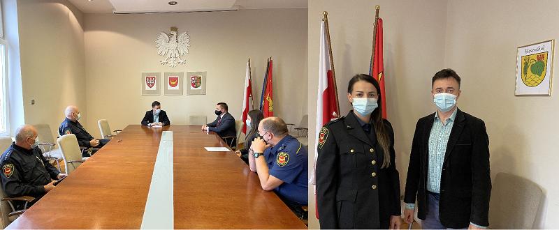 Nowy komendant Straży Miejskiej w Nowym Tomyślu